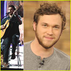 Phillip Phillips: 'Gone Gone Gone' To Toronto