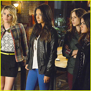 Pretty Little Liars are in 'Hot Water'