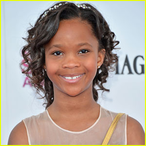 Quvenzhane Wallis To Star in Will Smith's 'Annie' Remake