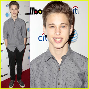 Ryan Beatty: Billboard Grammy's After-Party