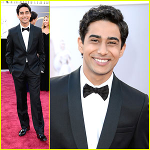 Suraj Sharma - Oscars 2013