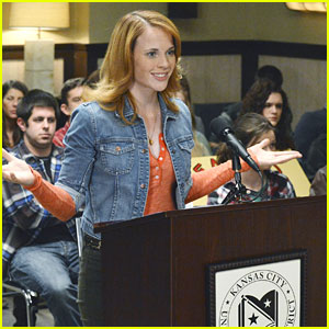 Katie Leclerc: Tight Rope Walker on 'Switched at Birth'