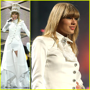 Taylor Swift: Grammys 2013 Performance -- Watch Now!