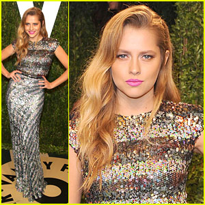Teresa Palmer: Vanity Fair Oscars Party 2013