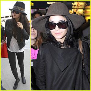 Vanessa Hudgens & Selena Gomez: 'Spring Breakers' Date Moved Up!