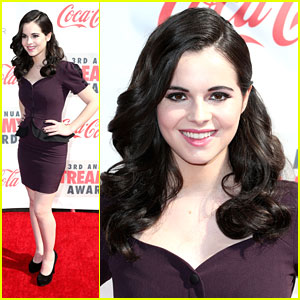 Vanessa Marano: Streamy Awards 2013