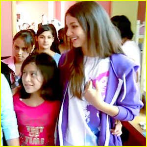 Victoria Justice: 'Girl Up' Video -- Watch Now!