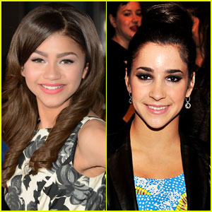 Zendaya & Aly Raisman Join 'Dancing With The Stars' Cast!