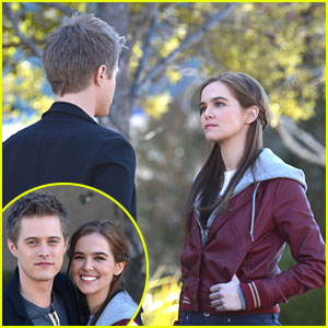 Zoey Deutch on 'Switched at Birth' -- First Pics!