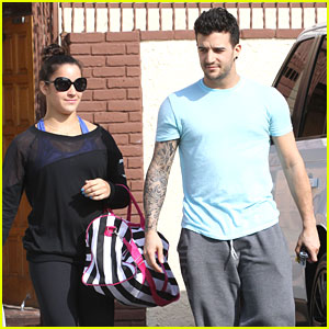 Aly Raisman & Mark Ballas: One More Day 'Til 'DWTS'!