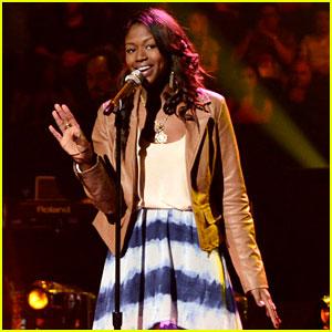 American Idol: Amber Holcomb & Adriana Latonio Perform - Watch Now!