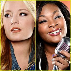 American Idol Top 10: Janelle Arthur & Candice Glover Perform - Watch Now!