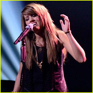 American Idol Top 9: Angie Miller Sings 'Yesterday' - Watch Now!