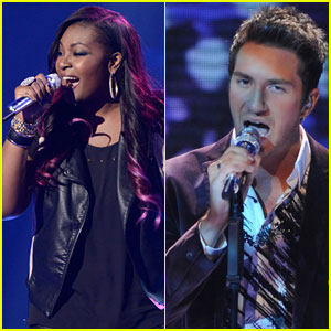 American Idol Top 9: Candice Glover &#038; Paul Jolley Perform - Watch Now!