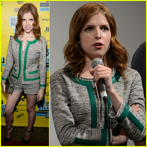 Anna Kendrick: Fans Can be in Official 'Cups' Video!