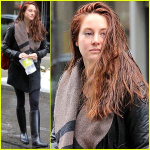 Ansel Elgort & Zoe Kravitz Join Shailene Woodley in 'Divergent'