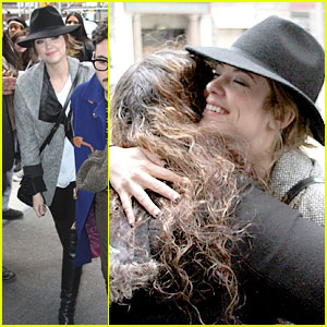 Ashley Benson Meets Fans in the Big Apple