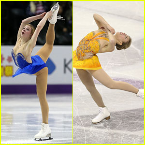 Ashley Wagner & Gracie Gold: Free Skate at World Championships