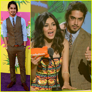 Avan Jogia - Kids� Choice Awards 2013 Red Carpet