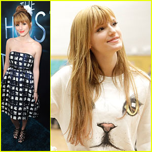 Bella Thorne: 'The Host' Premiere Hottie