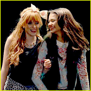 Zendaya & Bella Thorne: 'Contagious Love' Video -- Watch Now!