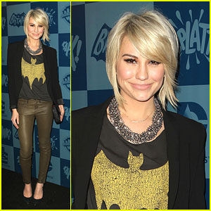 Chelsea Kane Batman Clothing Launch
