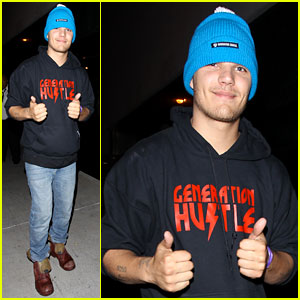 Chris Zylka: Bootsy Bellows Fellow
