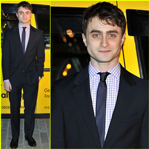 Daniel Radcliffe: Get Connected's Charity Auction