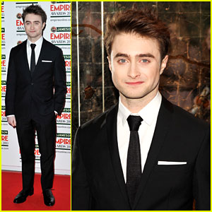 Daniel Radcliffe - Jameson Empire Awards 2013