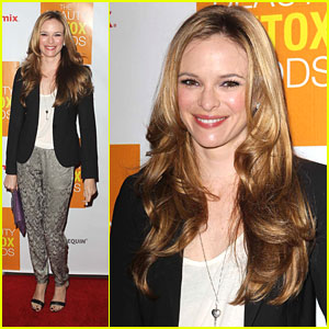 Danielle Panabaker: 'The Beauty Detox Foods' Book Launch Lady
