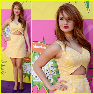 Debby Ryan - Kids Choice Awards 2013 Red Carpet
