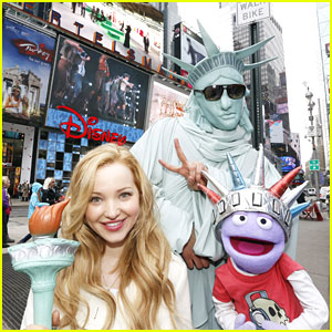 Dove Cameron Talks 'Cloud 9' with JJJ (Exclusive)