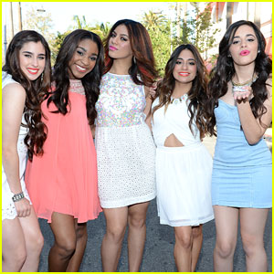 Fifth Harmony Talks Debut Single - Watch Now!