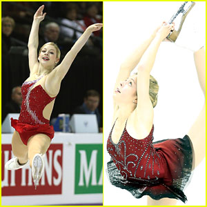Gracie Gold & Ashley Wagner: Ladie's Short Program at Skating World Championships 2013
