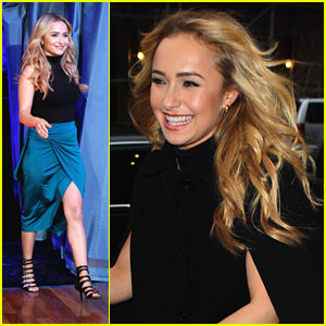 Hayden Panettiere Wants P. Diddy on 'Nashville'