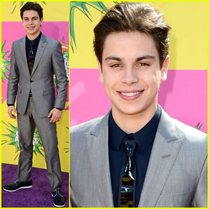 Jake T. Austin - Kids� Choice Awards 2013 Red Carpet