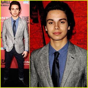 Jake T. Austin: 'The Call' Red Carpet Premiere