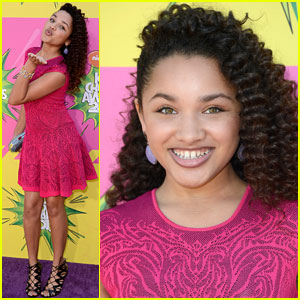 Jaylen Barron - Kids� Choice Awards 2013 Red Carpet