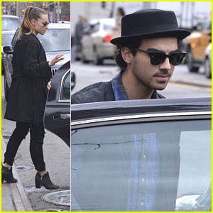 Joe Jonas: 'Pom Poms' 60-Second First Listen!
