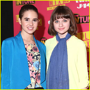 Carly Rose Sonenclar & Joey King: In-Tune Concert with Little Mix!
