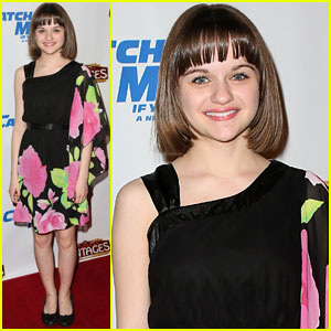 Joey King: 'Catch Me If You Can' Opening Night