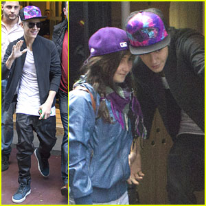 Justin Bieber: Goodbye, Madrid!