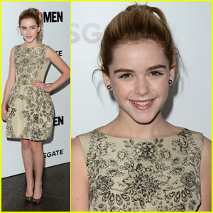 Kiernan Shipka: 'Mad Men' Season Six Premiere Event!