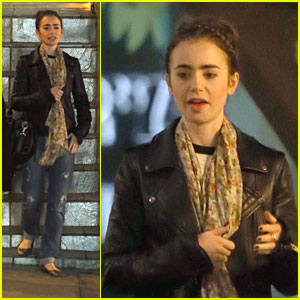 Lily Collins Gets 'Mortal Instruments' Co-Stars Praise