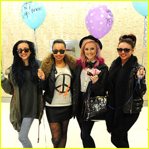 Little Mix: Welcome To USA Balloons!