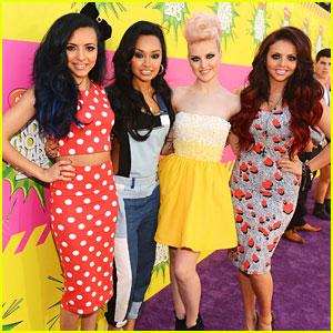 Little Mix - Kids Choice Awards 2013 Red Carpet