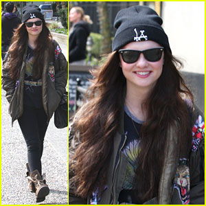 Madeline Carroll 'Blink's in Vancouver