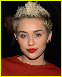 Miley Cyrus Denies Nick Jonas Lunch Date