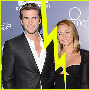 Miley Cyrus &#038; Liam Hemsworth: Engagement Off?