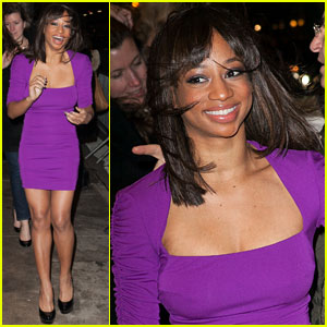 Monique Coleman: 'Girl Rising' NYC Premiere